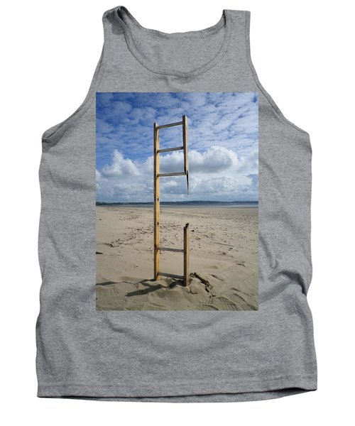 Stairway To Heaven Tank Top by Richard Brookes