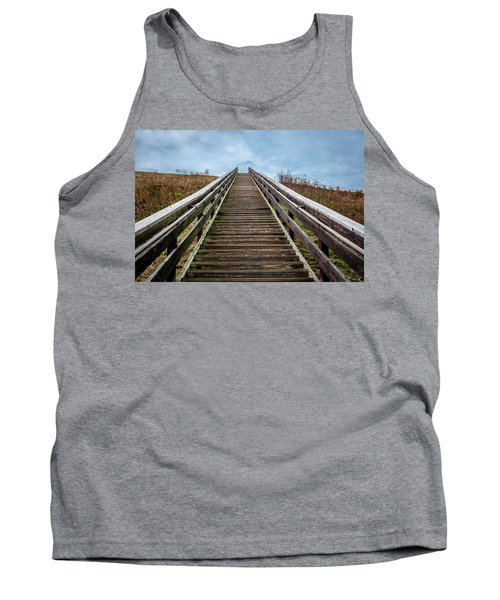 Stairway To The Sky Tank Top