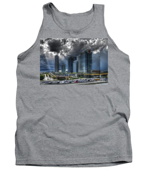 Stairways To Heaven Atlantic Station Art Tank Top