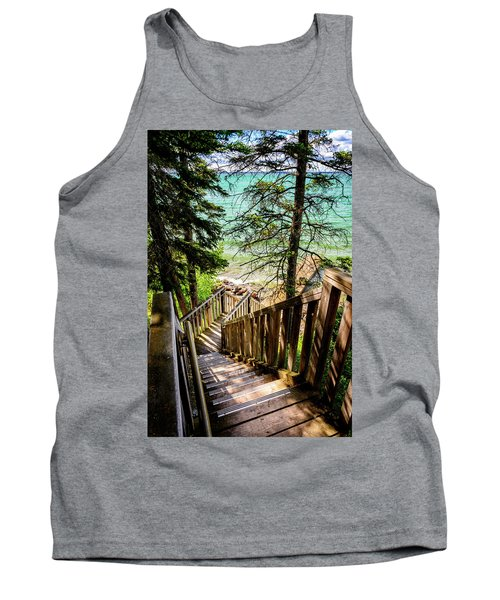 Stairways To Paradise Tank Top