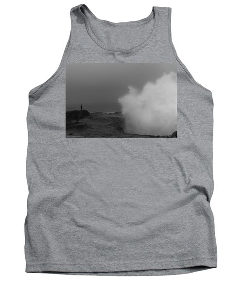 Standing Against Nature Tank Top