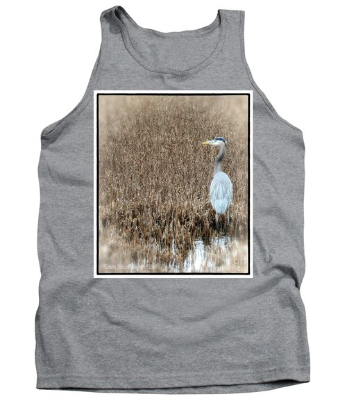 Standing Alone Tank Top by Tamera James