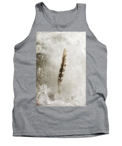 Standing Feather Tank Top