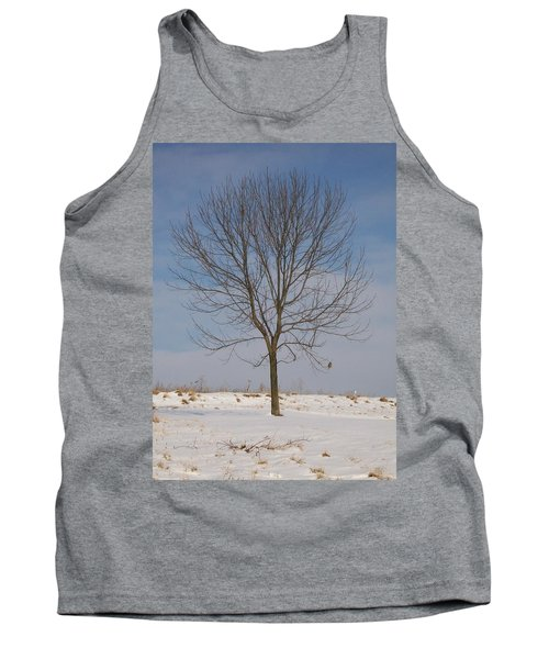 Tank Top featuring the photograph Standing Tall by Sara  Raber