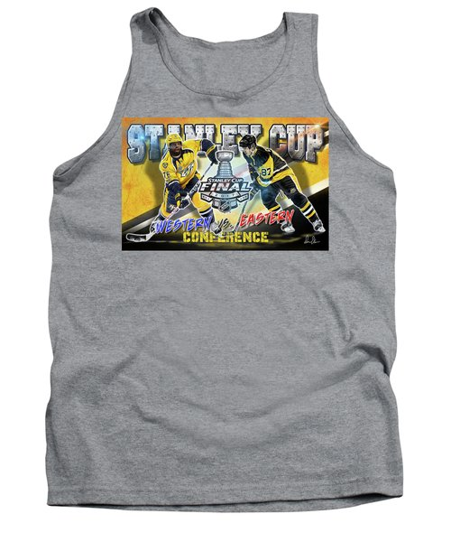 Stanley Cup 2017 Tank Top