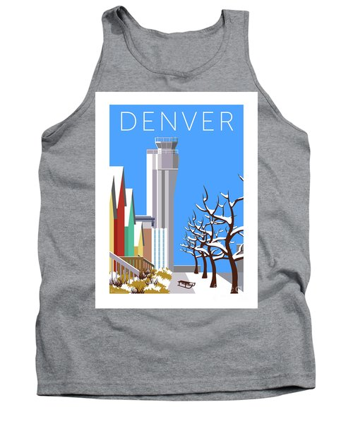 Stapleton Winter Tank Top