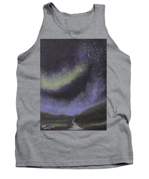 Star Path Tank Top by Dan Wagner