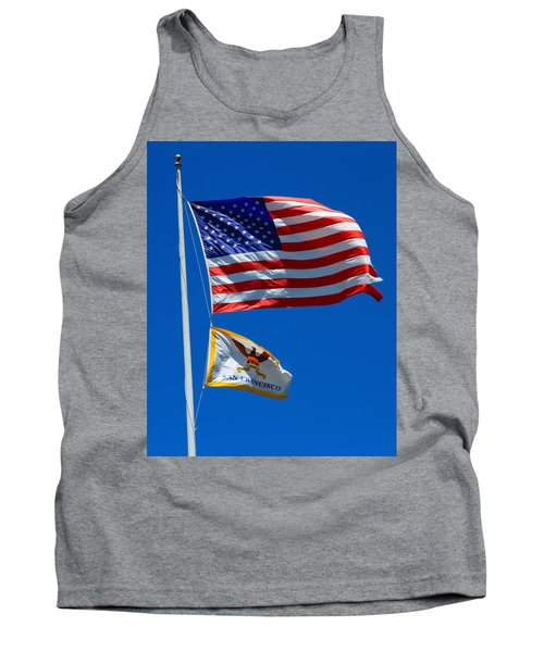Star Spangled Banner Tank Top