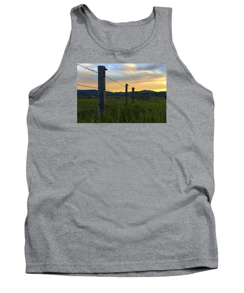 Star Valley Tank Top by Chad Dutson