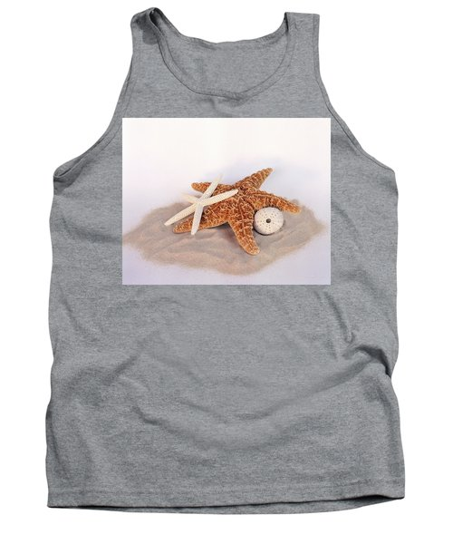 Starfish Still Life Tank Top
