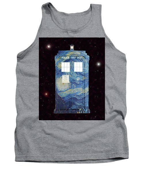 Starry Starry Night Tank Top