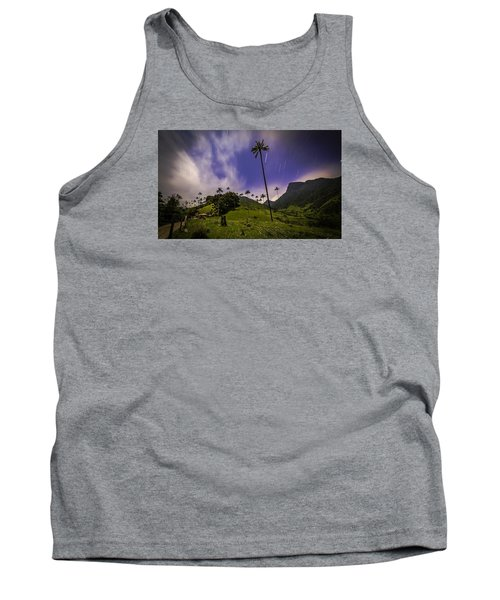 Stars In The Valley Tank Top