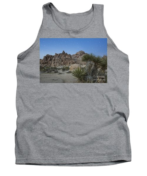 Stars Shining Over Indian Cove Tank Top