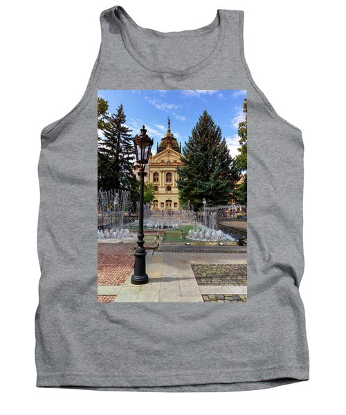 State Theater In The Old Town, Kosice, Slovakia Tank Top