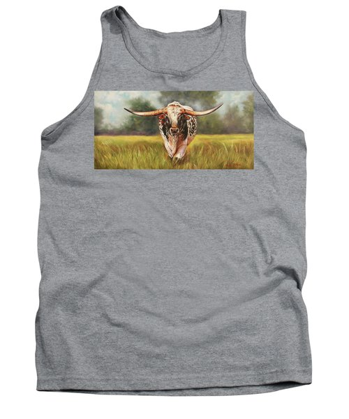 State Your Business Tank Top