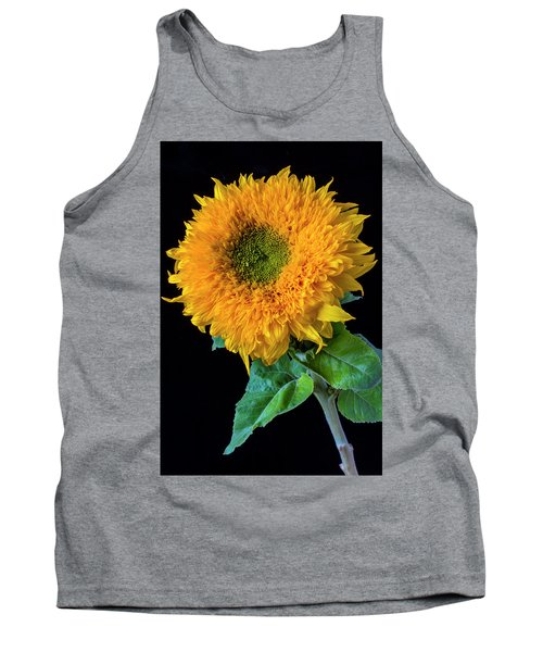 Stately Sunflower Tank Top