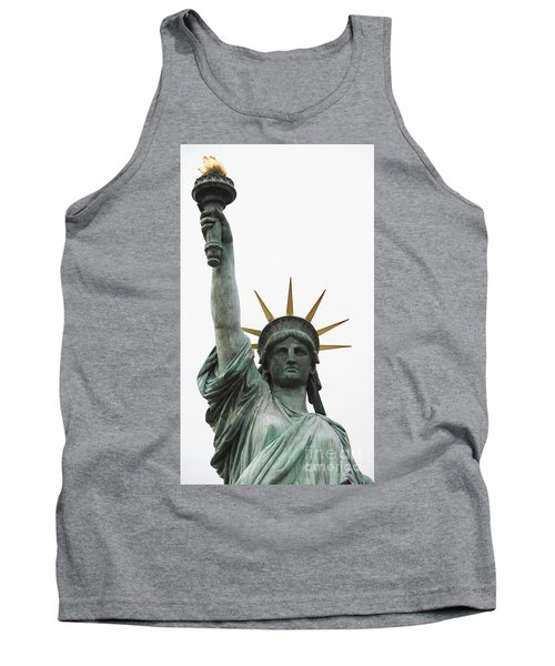 Statue Of Liberty Tank Top