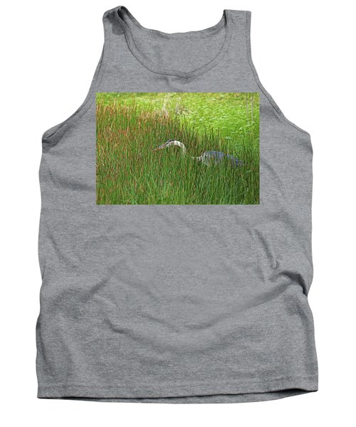 Stealth Heron Tank Top