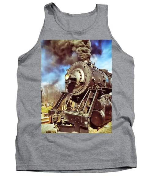 Steam Engine Tank Top