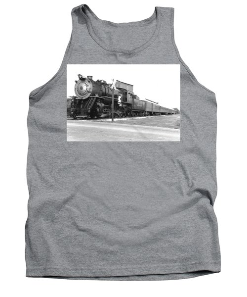 Steam In Motion Tank Top