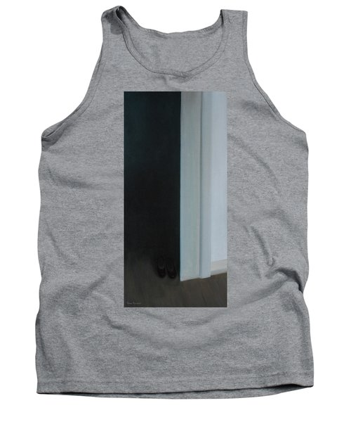 Stepping Into The Light? Tank Top