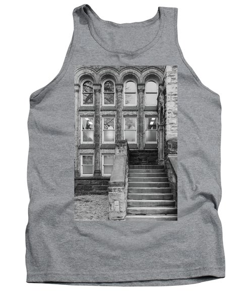 Steps Up Tank Top