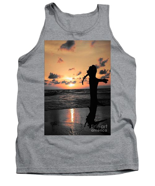 Still By Sea Tank Top