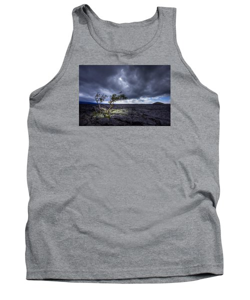 Tank Top featuring the photograph Still Fighting by Dan Mihai