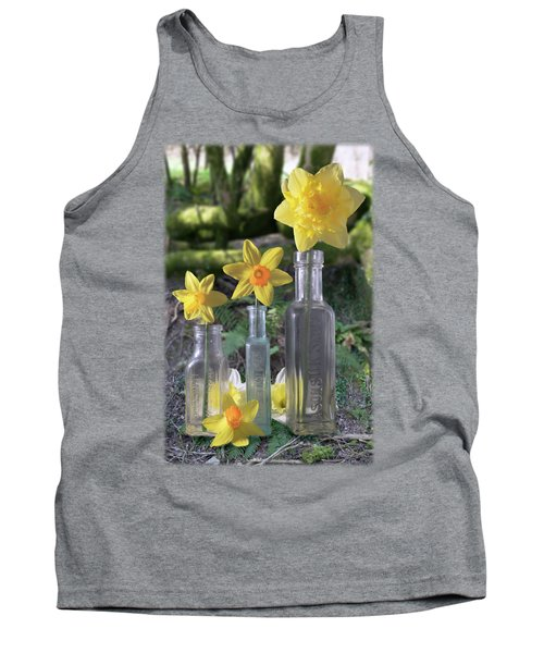 Still Life In The Woods Tank Top