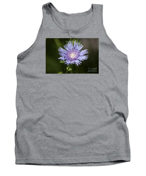 Stokes Aster 20120703_129a Tank Top by Tina Hopkins