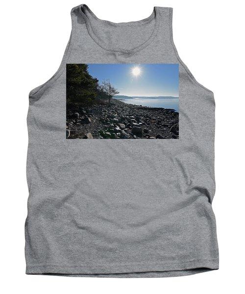 Stone Beach Tank Top