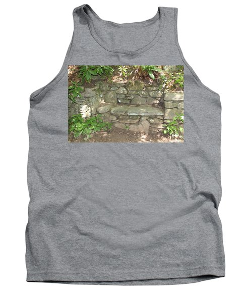 Stone Bench Tank Top
