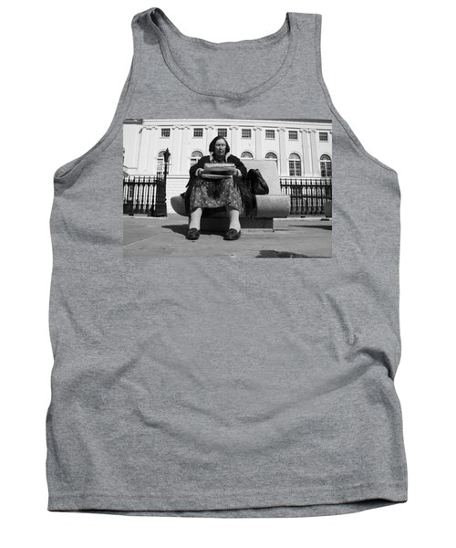 Stone Faced Tank Top