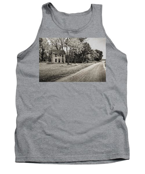 Stone House Road Tank Top