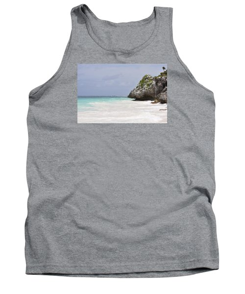 Tank Top featuring the photograph Stone Turtle by Glenn Gordon