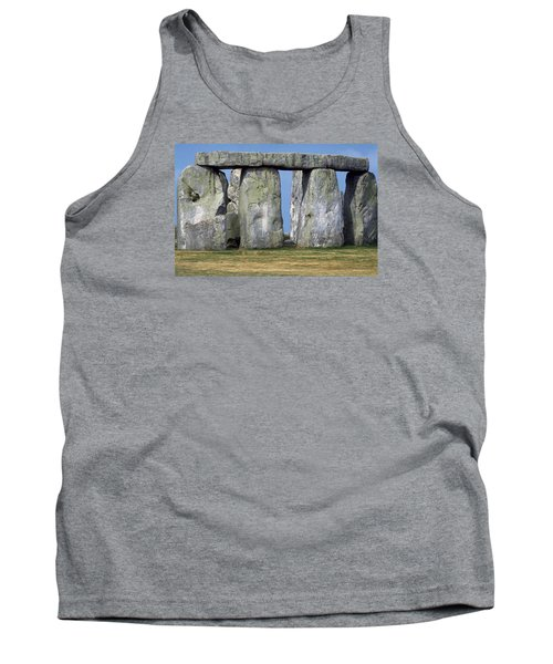 Stonehenge Tank Top by Travel Pics