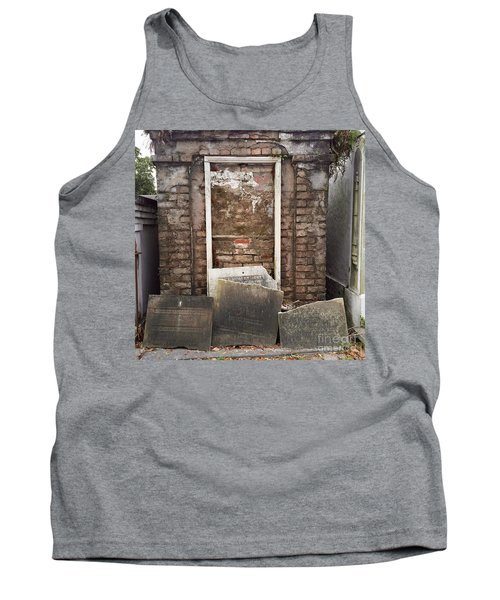 Stones And Markers Tank Top