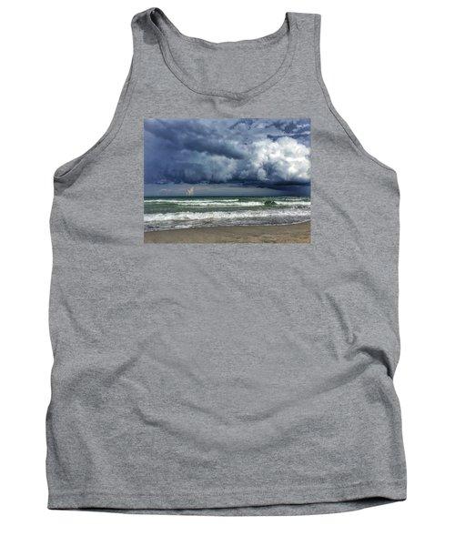 Stormy Ocean Tank Top