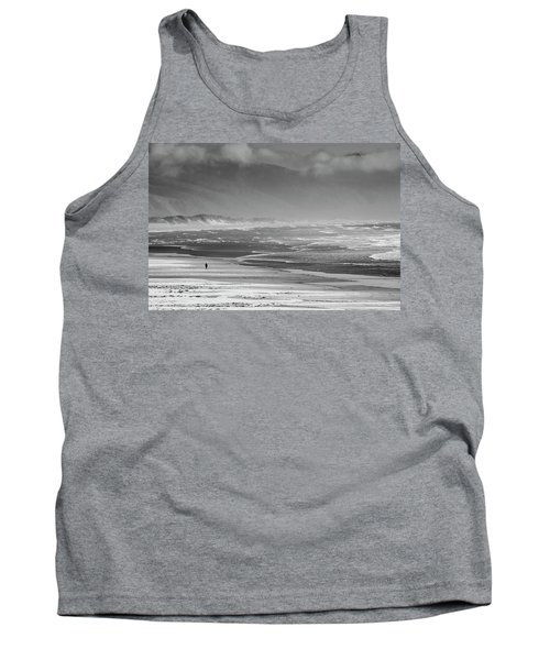 Stormy Oceanside Oregon Tank Top