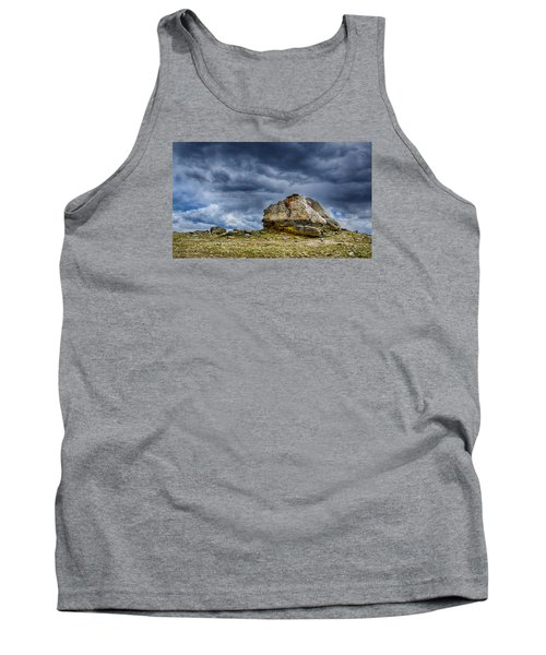 Stormy Peak 2 Tank Top by Mary Angelini