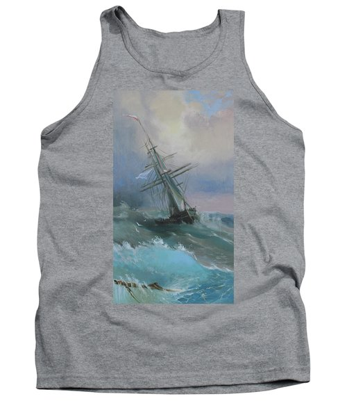 Stormy Sails Tank Top