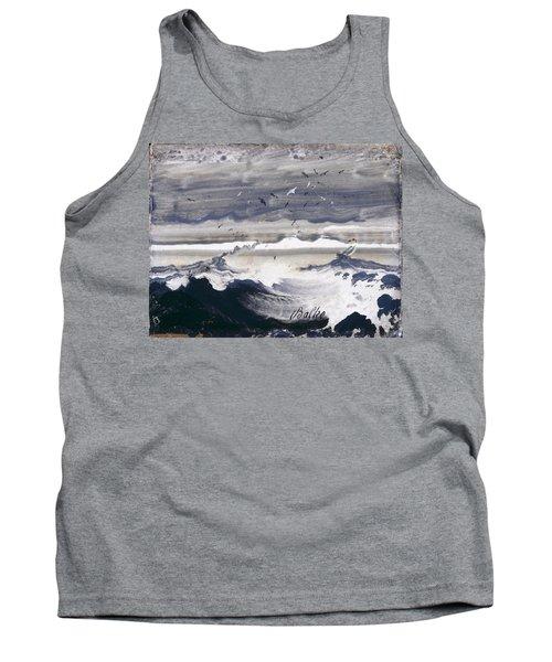 Stormy Sea Tank Top