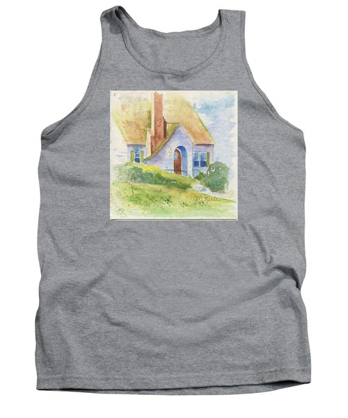 Storybook House Tank Top