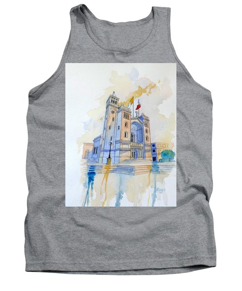 St.peter In Chains II Tank Top