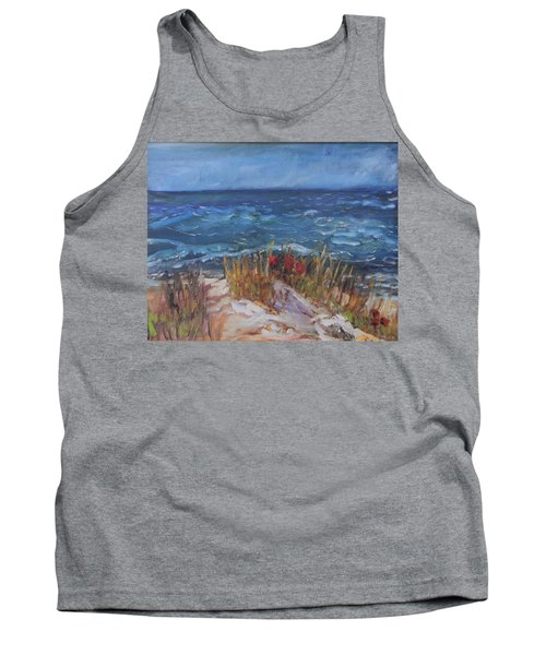 Strangers On The Shore Tank Top