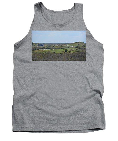 Streamsong Golf Course Tank Top by Carol  Bradley