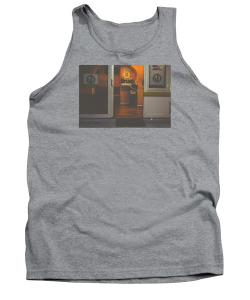 Street Coffee Tank Top