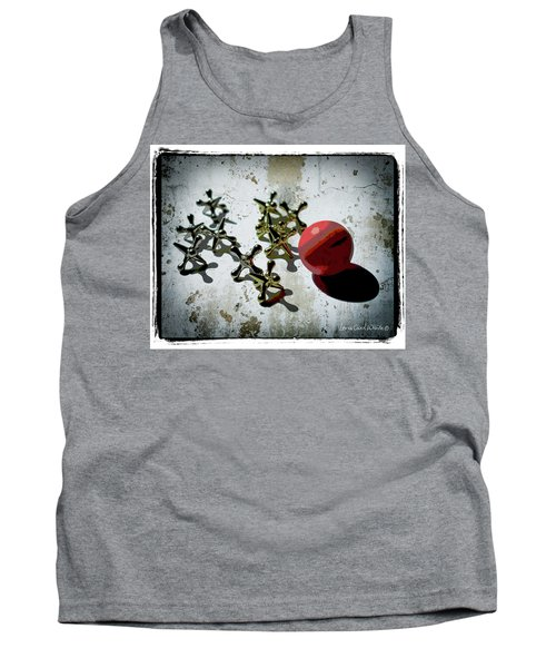 Street Games Tank Top by Lena Wilhite