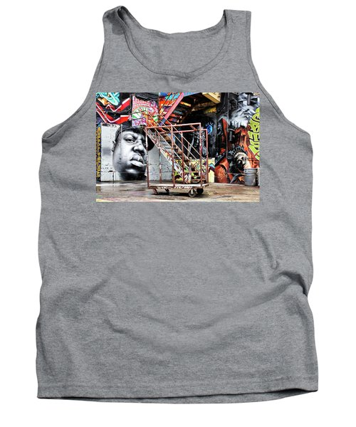 Street Portraiture Tank Top