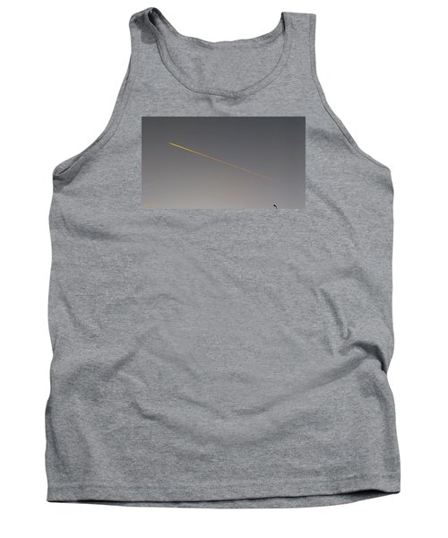 Tank Top featuring the photograph Streetlight by Mark Alan Perry